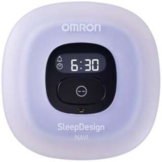 HSL-003T 睡眠計 Sleep Design NAVI パープル