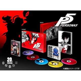 ペルソナ5 20thアニバーサリー・エディション【PS3ゲームソフト】