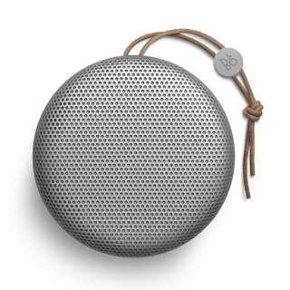 BEOPLAY-A1NATURAL ブルートゥース スピーカー ナチュラル [Bluetooth対応 /防水]