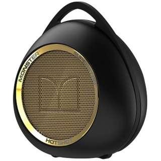 MH-SPSTR-HOT-BT-BKGLD ブルートゥース スピーカー SUPERSTAR HOTSHOT ブラックゴールド [Bluetooth対応]