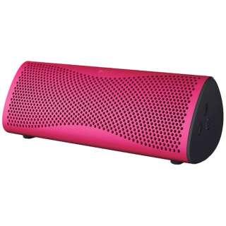 MUO ROSE ブルートゥース スピーカー ブリリアントローズ [Bluetooth対応]