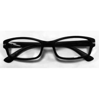 老眼鏡 エントリーライン CL-11(ブラック/+3.50)