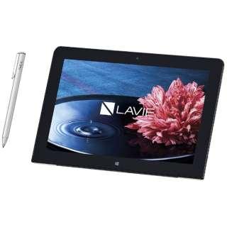 PC-TW710EAS Windowsタブレット LAVIE Tab W スパークリングシルバー [10.1型 /intel Atom /eMMC:64GB /メモリ:4GB /2016年6月モデル]