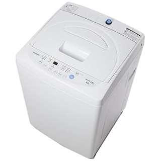 DW-P46CB-W 全自動洗濯機 ホワイト [洗濯4.6kg /乾燥機能無 /上開き]