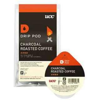 UCC DRIP POD 「炭焼珈琲」 (8個入) DPSM001