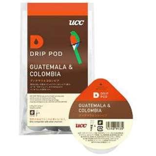 UCC DRIP POD 「グァテマラ&コロンビア」 (8個入) DPGC001
