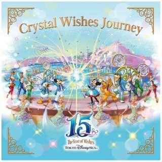 """(ディズニー)/東京ディズニーシー15周年""""ザ・イヤー・オブ・ウィッシュ""""クリスタル・ウィッシュ・ジャーニー 【CD】"""