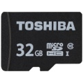 32GB・UHS Speed Class1(Class10)対応 microSDHCカード(SDHC変換アダプタ付) MSDAR40N32G