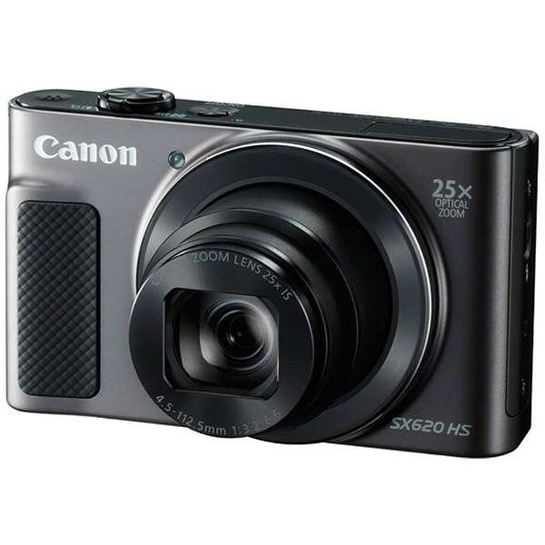 PSSX620HS コンパクトデジタルカメラ PowerShot(パワーショット) ブラック
