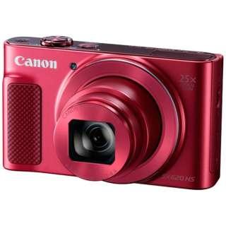 PSSX620HS コンパクトデジタルカメラ PowerShot(パワーショット) レッド