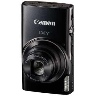 IXY650 コンパクトデジタルカメラ IXY(イクシー) ブラック