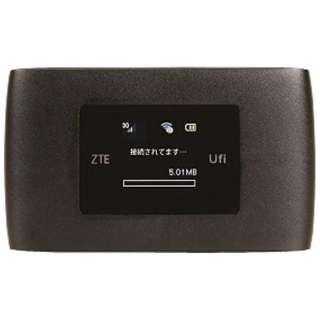 【SIMフリー 】ZTE  MF920S [MF920S] LTE/Wi-Fi/UMTS[無線n/g/b]標準SIMx1 SIMフリーモバイルルーター