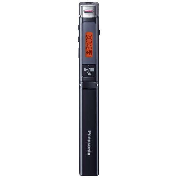 RR-XP008 ICレコーダー ブラック [4GB]