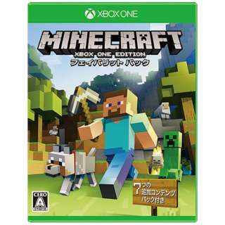 Minecraft: Xbox One Edition フェイバリット パック【Xbox Oneゲームソフト】