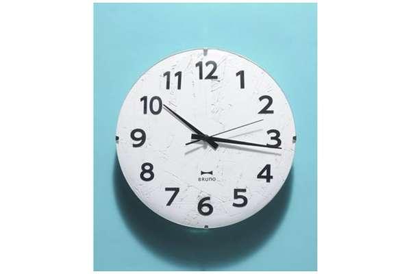 掛け時計のおすすめ21選 イデアインターナショナル「BRUNO(ブルーノ)」BCR013