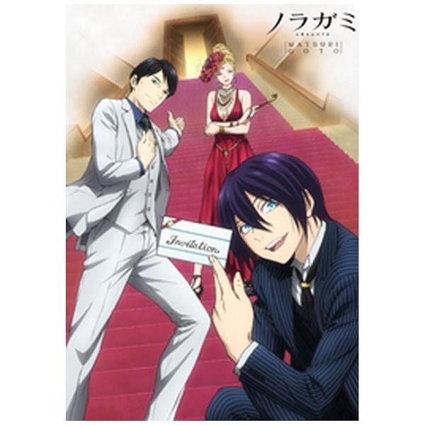 TVアニメ『ノラガミARAGOTO』,MATSURIGOTO, 【DVD】