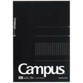 キャンパス ノートパッド A5 方眼罫 70枚 カットオフ レ-M747S5-D