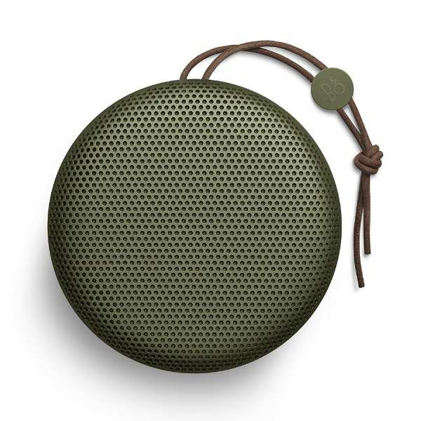 ブルートゥース スピーカー グリーン BEOPLAY-A1GREEN [Bluetooth対応]