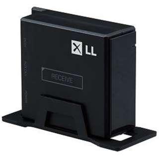 aptX Low Latency対応 Bluetoothオーディオレシーバー  PTM-BTLLR