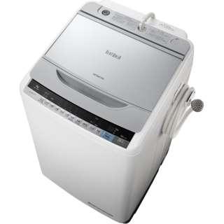 BW-V90A-S 全自動洗濯機 ビートウォッシュ シルバー [洗濯9.0kg /乾燥機能無 /上開き]