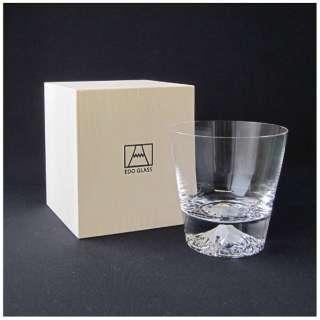 富士山グラス ロックグラス TG15-015-R