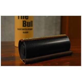 3E-BSP1-BK ブルートゥース スピーカー The Bull ブラック [Bluetooth対応]