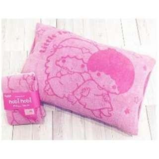 【まくらカバー】のびのび キキララ フリーサイズ(36×52cm/ピンク)