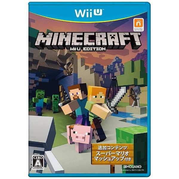 ビックカメラ com マイクロソフト microsoft minecraft wii u edition