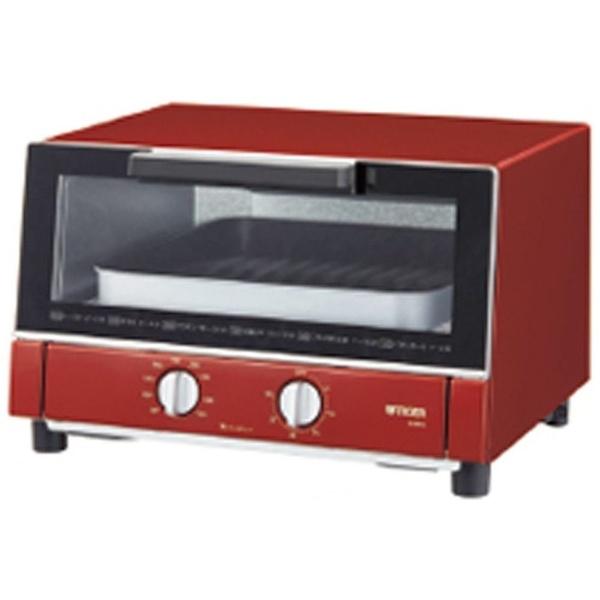 タイガー オーブントースター やきたて KAM-G130(R) オーブントースター