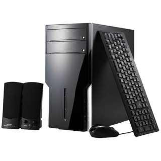 SPR-I640W7P16D-SP ゲーミングデスクトップパソコン [モニター無し /SSD:120GB /メモリ:8GB /2016年]