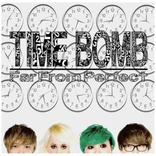 Far From Perfect/Time Bomb 【CD】
