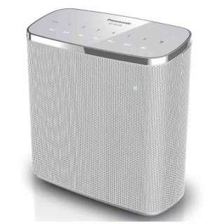 SC-ALL05 WiFiスピーカー ホワイト [Bluetooth対応 /Wi-Fi対応 /防水]