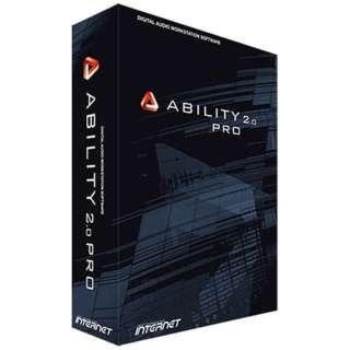 〔Win版〕 ABILITY 2.0 Pro