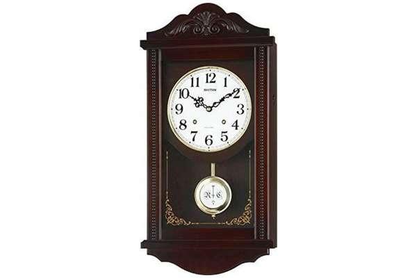 掛け時計のおすすめ21選 リズム時計「アタシュマンR」4MJA01RH06