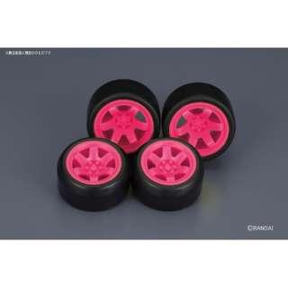ゲキドライヴ CP-016 カスタムパーツタイヤホイルセット05(24/25 ワイド)