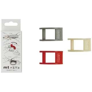 mt tape cutter nano15mm用×3set MTTC0016