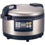 【単相200V】 業務用IH炊飯ジャー 炊きたて ステンレス JIW-G541 [IH /3升]