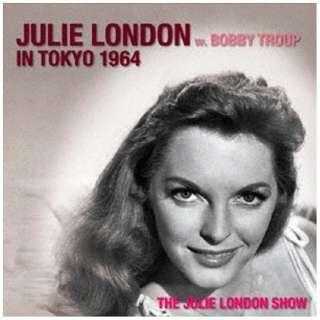 ジュリー・ロンドン/ジュリー・ロンドン・イン東京1964 【CD】