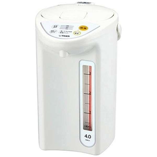 電気ポット ホワイト PDR-G401 [4.0L]