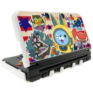 妖怪ウォッチ New ニンテンドー 3DS 専用 カスタムハードカバー3 USA Ver.【New3DS】