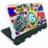 妖怪ウォッチ New ニンテンドー 3DS LL 専用 カスタムハードカバー3 USA Ver.【New3DS LL】