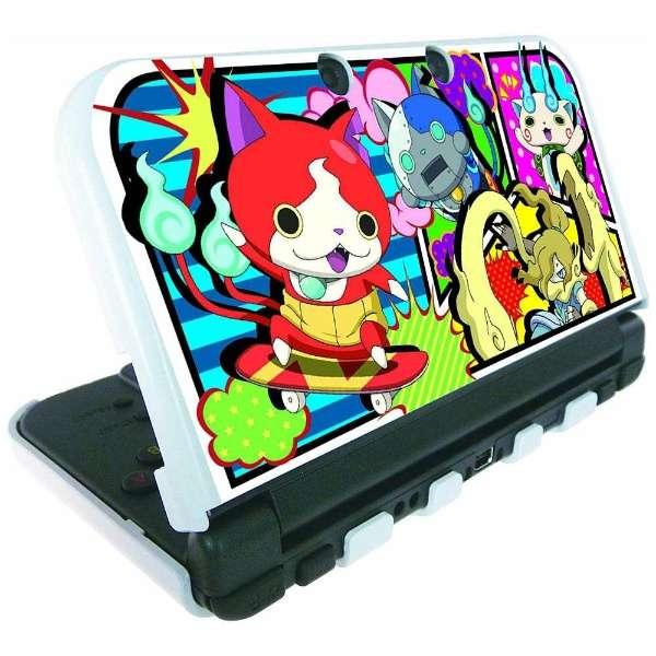 妖怪ウォッチ New ニンテンドー 3DS LL 専用 カスタムハードカバー3 アメコミ Ver.【New3DS LL】
