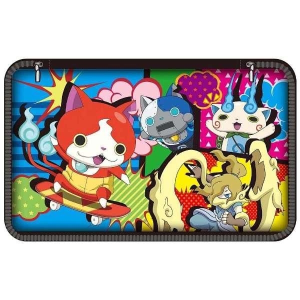 妖怪ウォッチ New ニンテンドー 3DS LL 専用 ポーチ4 アメコミ Ver.【New3DS LL】