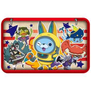 妖怪ウォッチ New ニンテンドー 3DS LL 専用 ポーチ4 USA Ver.【New3DS LL】