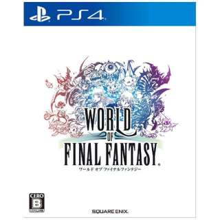 ワールド オブ ファイナルファンタジー【PS4ゲームソフト】