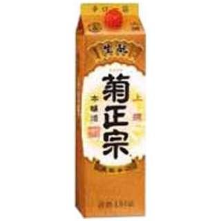 菊正宗 上撰 パック 1800ml【日本酒・清酒】