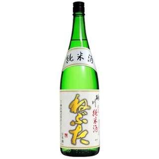 桃川 ねぶた 淡麗純米酒 1800ml【日本酒・清酒】