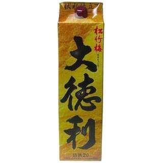 松竹梅 大徳利 2000ml【日本酒・清酒】