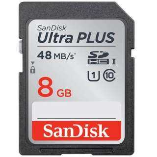 SDHCカード ウルトラ シリーズ SDSDUM-008G-J01 [8GB /Class10]
