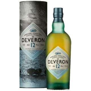 ザ・デヴェロン12年 700ml【ウイスキー】